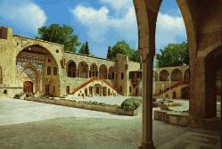 The Palace of Beiteddine